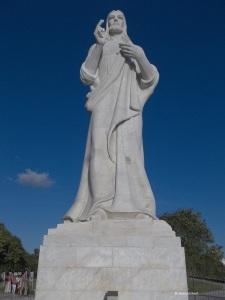 The Cristo de la Habana statue