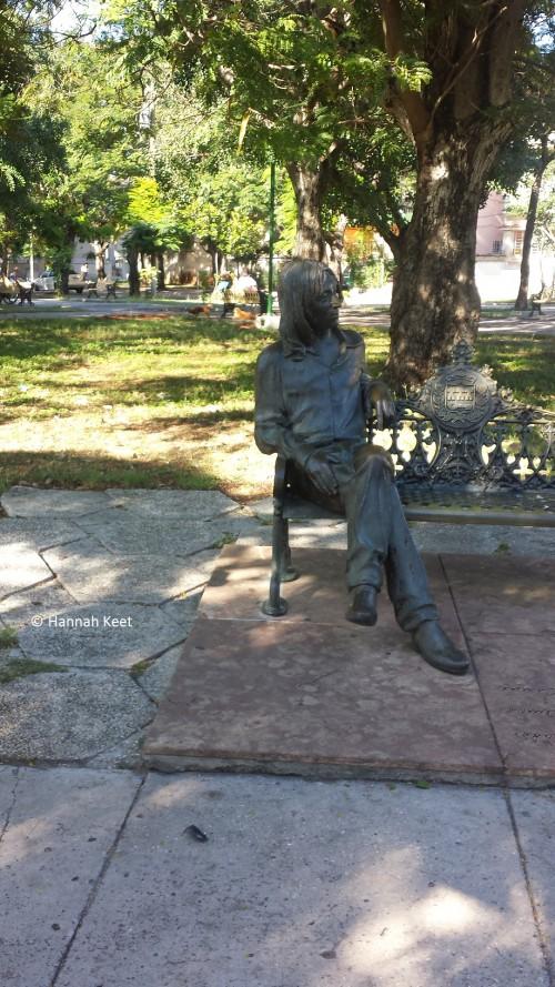 John Lennon, Cuba, Havana