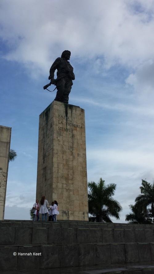 Che Guevara, mausoleum, Santa Clara