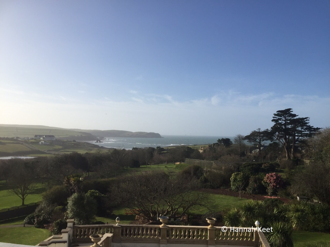 Thurlestone Hotel, view, Devon, pampering, romantic, Valentine's,