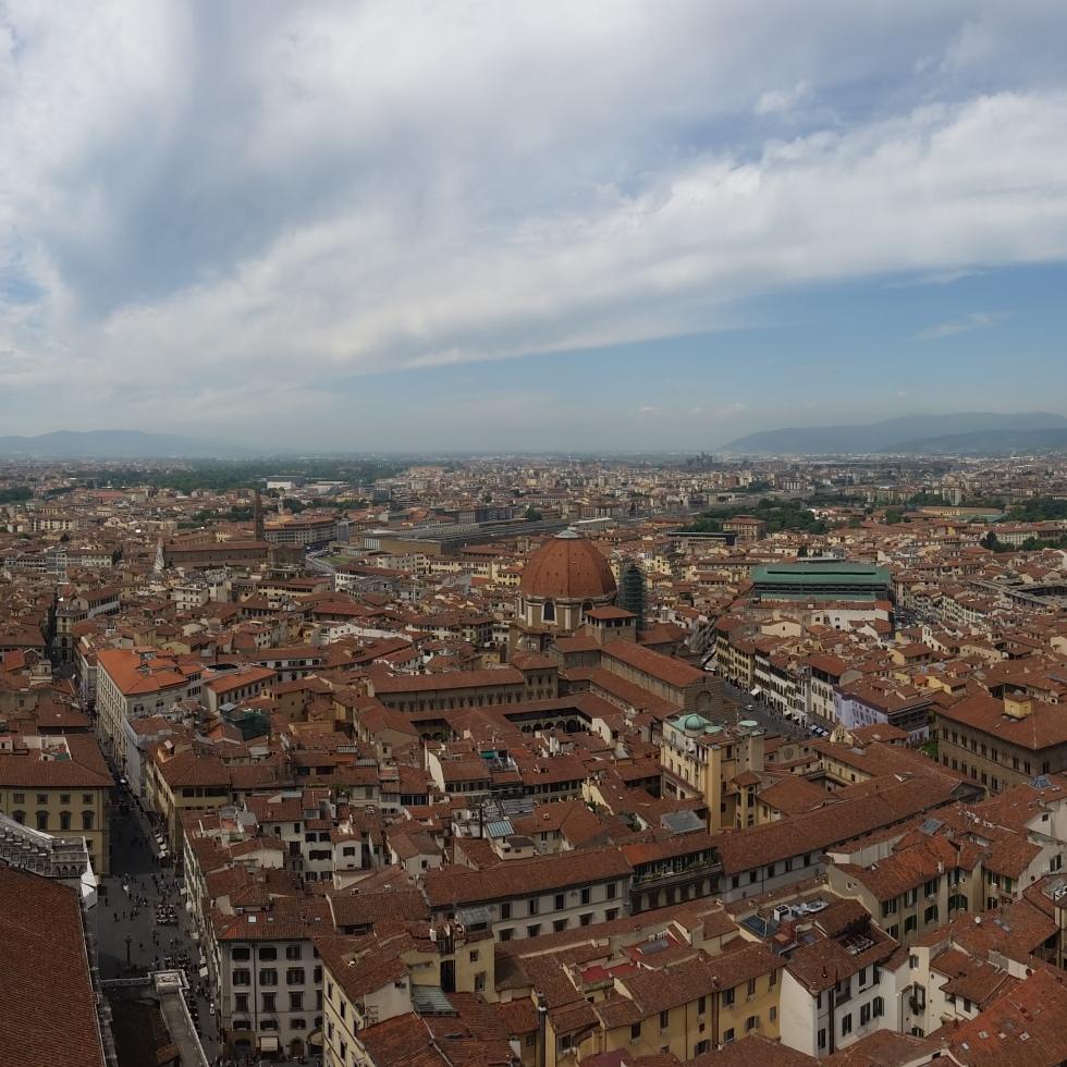 Florence, Duomo, Dome